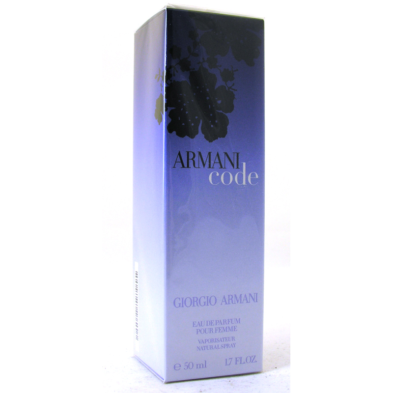 armani code pour femme eau de parfum from armani wwsm. Black Bedroom Furniture Sets. Home Design Ideas