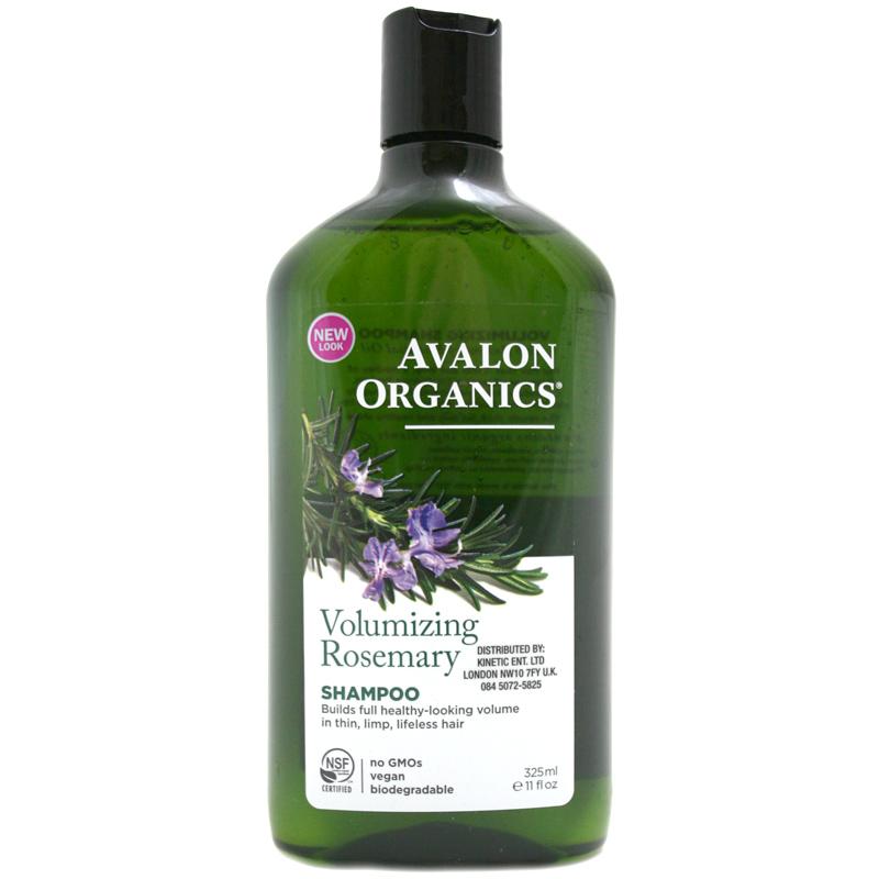 Rosemary Volumizing Shampoo From Avalon Organics Wwsm