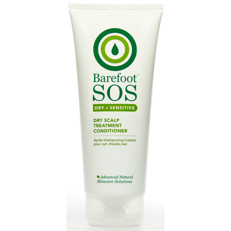 Sos Dry Scalp Treatment Conditioner From Barefoot