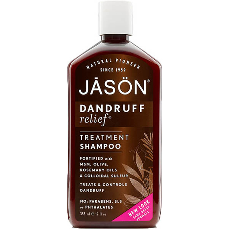 Dandruff Relief Shampoo From Jason Wwsm