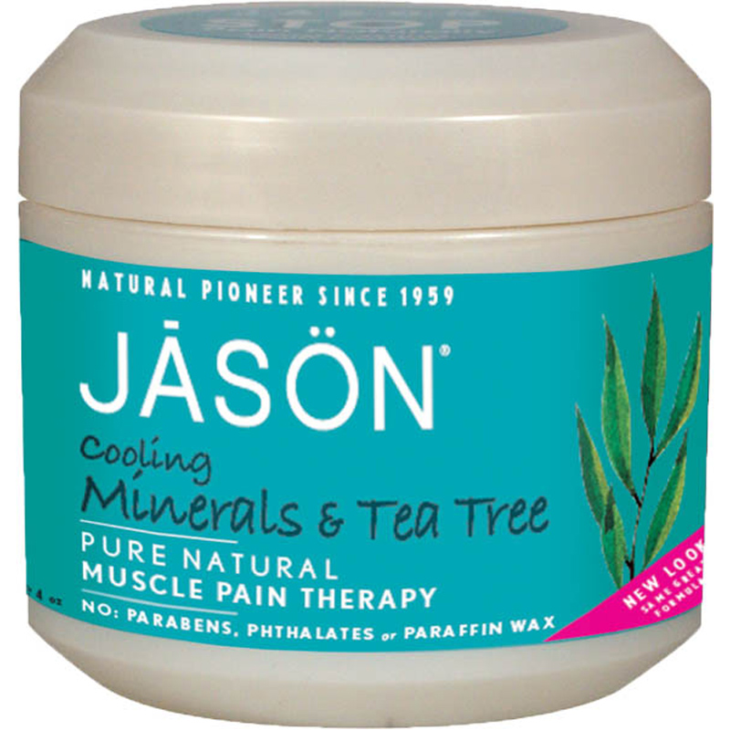 Tea Tree Oil Gel Jason Natural Products