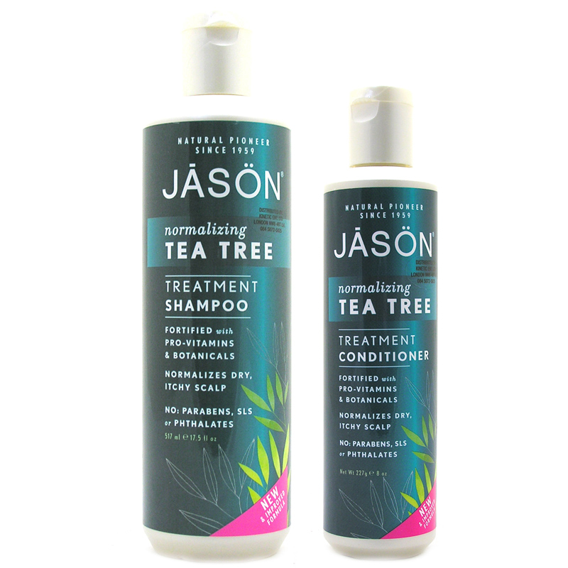 Jason Natural Hair Care Products